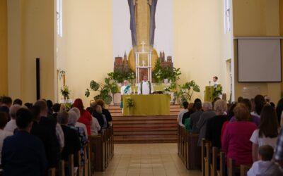 Veni Sancte Szentmise Szent Margit – templom 2021.09.19.